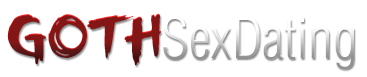 Goth Sex Dating