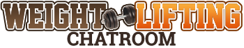 Weight Lifting Chat Room